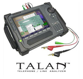 Talan Analyser dpa7000 for phone line security